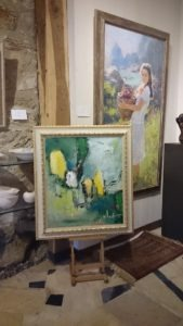 Exposition at GalleryFrance
