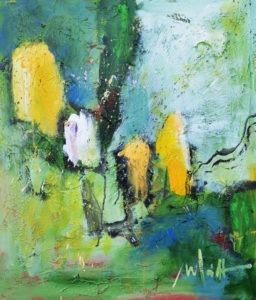Break of Dawn - 60 x 70 cm   Serie: Magical Moments